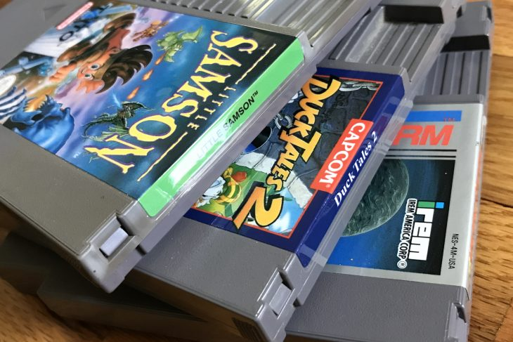 How to Start Collecting NES Games