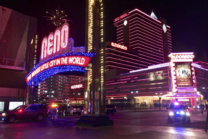 Are Reno and Las Vegas Dying