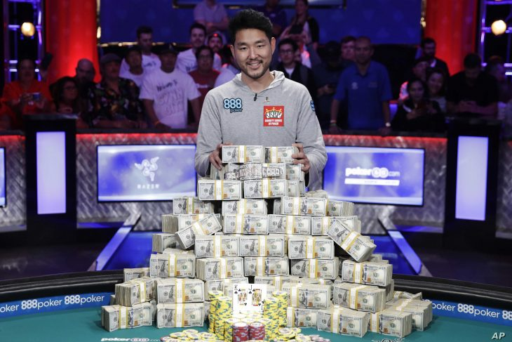 World Series of Poker Winner is Youngest Ever