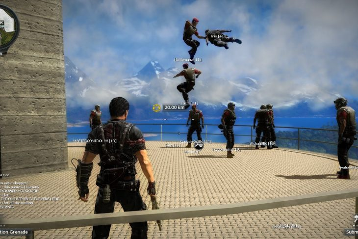 Full Play Review of Just Cause 2
