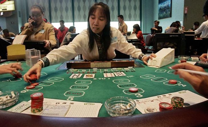 Black Jack Gambler Rules